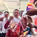 Ikan Kedaluwarsa Dijual Murah di Salah Satu Supermarket Kota Batu