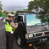 Dalam Empat Bulan, 373 Truk dan Pickup Ditilang Polres Malang, Ini Penyebabnya