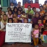 Ilustrasi pengungsi Syiah Sampang. (Google)