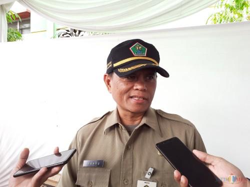 Kepala Dinas Perdagangan Kota Malang, Wahyu Setianto (Arifina Cahyanti Firdausi/MalangTIMES)