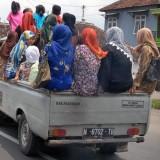Demi Keselamatan Bersama, Mobil Bak Terbuka Dilarang Jadi Moda Transportasi Mudik