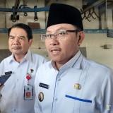 Wali Kota Malang Sutiaji (berkacamata) (Arifina Cahyanti Firdausi/MalangTIMES)