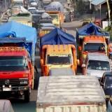 Pembatasan Operasional Kendaraan Barang Berlaku Nanti Malam, Catat Jadwal dan Ruas Jalan Yang Dilarang