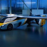 Aero Mobil (istimewa)
