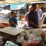 Sidak Pasar Ngemplak, Pidsus Temukan Bahan Pangan Mengandung Obat Kimia