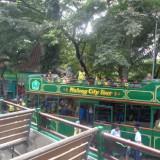 Ilustrasi Bus Macyto Kota Malang (Foto: Istimewa)