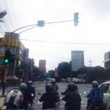 Antisipasi Kemacetan Libur Lebaran, Traffic Light Dibenahi