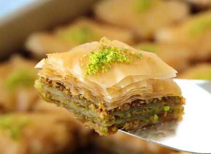 Makanan khas Hari Raya Idul Fitri di negara Yaman, Bin al Sahan (istimewa)