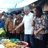 Menteri Perdagangan Janji Segera Bangun Kembali Pasar Lawang