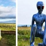 Monumen Unik Dan Misterius, Ada Yang Dibuat Untuk Alien