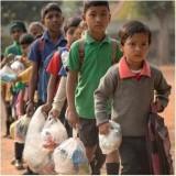 Tidak Pakai Uang, Sekolah di India Wajibkan Siswa Bayar Sampah Plastik