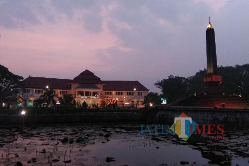 Bangunan Balai Kota Malang (Dok. MalangTIMES)