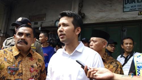 Wakil Gubernur Jawa Timur, Emil Dardak (Pipit Anggraeni/MalangTIMES)