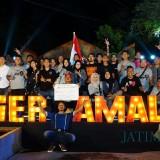 Konser Amal #9 A.S.B.A.K. Foto (Bambang Setioko/ JatimTIMES)