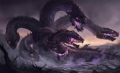 Hydra, monster mitos dari Yunani (istimewa)