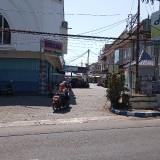 Komplek pertokoan Belga di Jalan Agus Salim (foto : Joko Pramono/Jatimtimes)