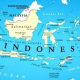 Peta negara Indonesia (istimewa)