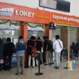 H+4 Lebaran 2019, Jumlah Penumpang Kereta di Malang Naik 10 Persen