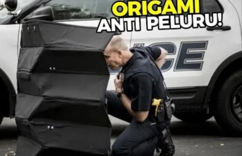 Tameng Origami (daftarpopuler)