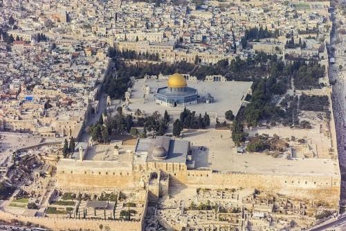 Ilustrasi Kota Yerusalem (Foto: Istimewa)