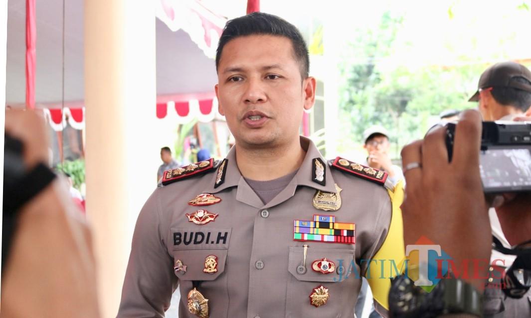 Kapolres Batu AKBP Budi Hermanto. (Foto: Irsya Richa/MalangTIMES)