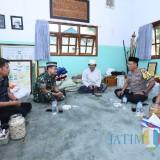 Kapolres Bersama Dandim Silaturahmi ke KHR. Kholil Asad Samsul Arifin