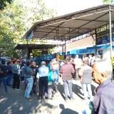 Membludak Pasca Libur Lebaran, Pemohon Perpanjangan SIM Serbu Polres Malang Kota