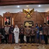 Hadiri Halal Bihalal Dengan Gubernur Jatim, Wali Kota Malang Inginkan Jalinan Kerjasama Antar Daerah Semakin Baik