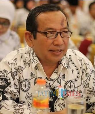 H. Suharyo AP, SH, Ketua PD Muhammadiyah Lumajang (Foto : Moch. R. Abdul Fatah / JatimTIMES)