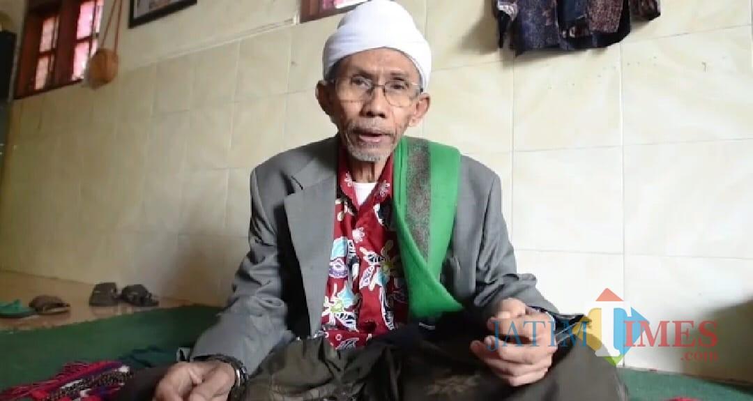 Ketua MUI Kabupaten Situbondo KH. Syaiful Muhyi (Foto: Heru Hartanto / SitubondoTIMES)