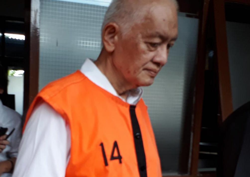 Terdakwa yang saat ini ditahan di Lapas Lowokwaru (ist)