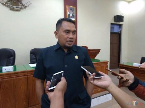 Agus Cahyono Wakil Ketua DPRD Trenggalek