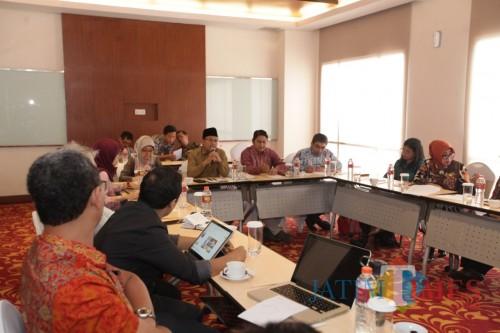 Kegiatan uji petik dan penilaian 10 nominasi Kota Kreatif Indonesia oleh Bekraf di Kota Malang. (Foto: Humas Pemkot Malang for MalangTIMES)