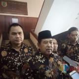 Kepala Kejaksaan Negeri Kota Malang, Amran Lakoni (berpeci)(Anggara Sudiongko/MalangTIMES)