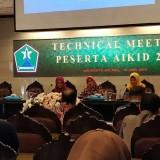 Suasana technical meeting ajang AIKID di Balai Kota Malang (Foto: Istimewa)
