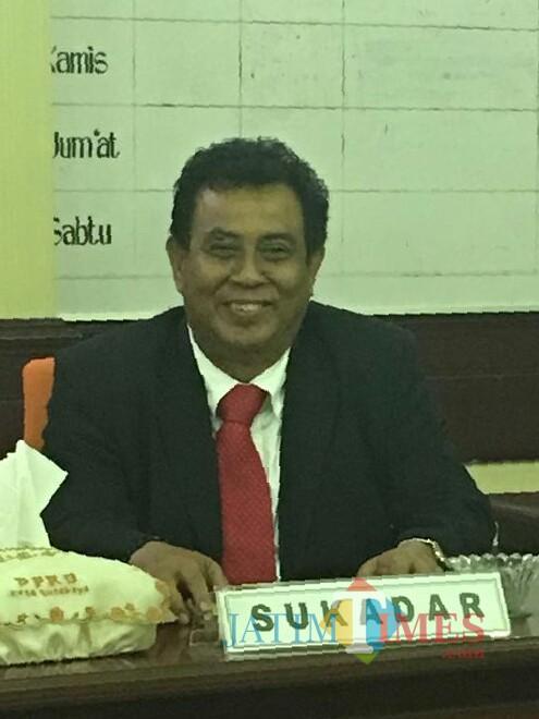 Wakil Ketua DPC PDIP Surabaya Sukadar