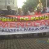 Dua Pabrik Gula Akan Ditutup, Ratusan Karyawan dan Petani Tebu Gelar Demo