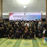 Halal Bihalal Bersama IPSI, Dandim 0808/Blitar Ajak Perguruan Silat Jaga Kerukunan