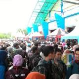 Job fair merupakan salah satu strategi pemerintah untuk meminimalisir angka pengangguran terbuka (Nana)