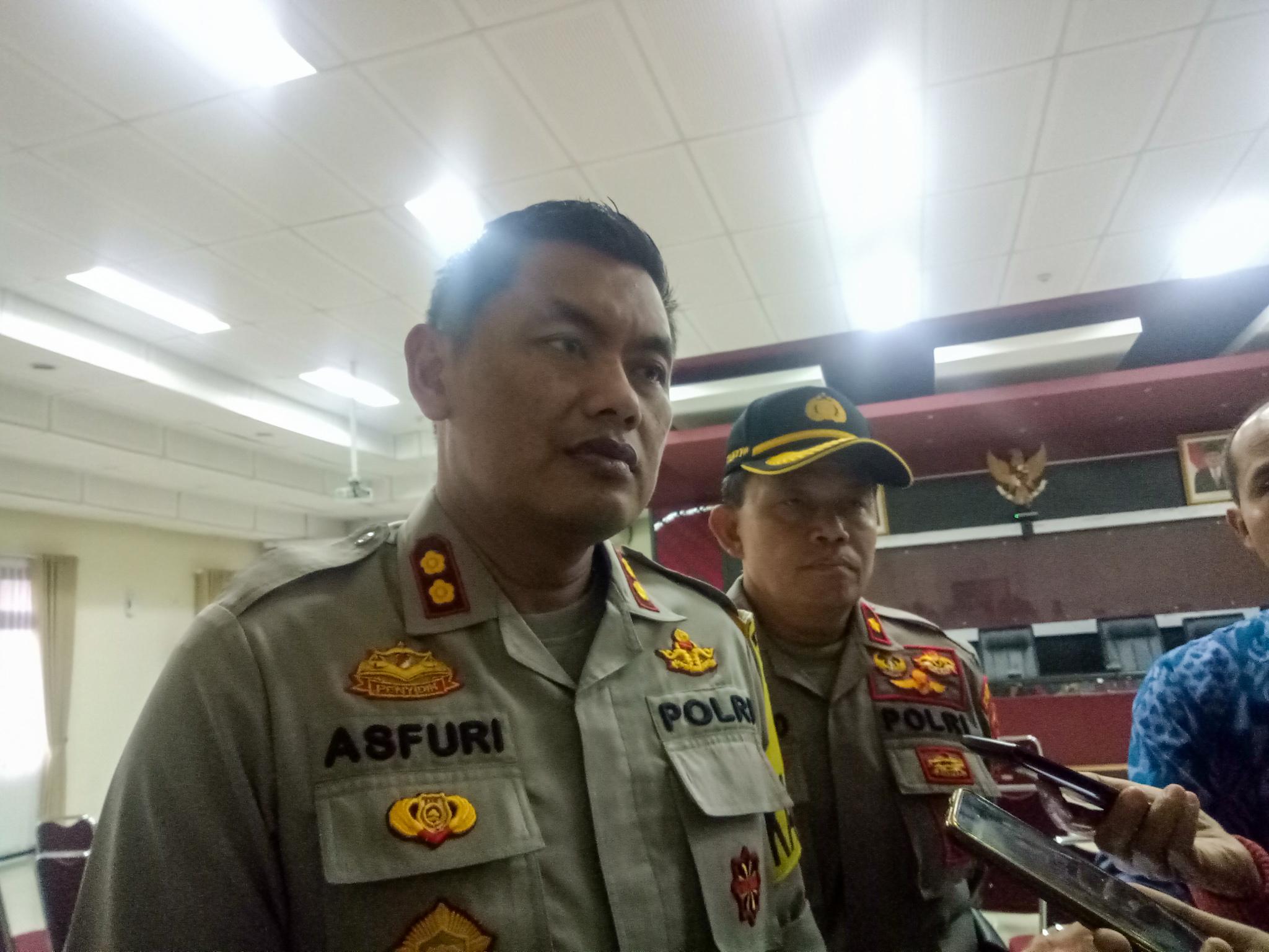 Kapolres Malang Kota AKBP Asfuri. (Foto: Imarotul Izzah/MalangTIMES)