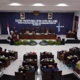 Sidang Paripurna DPRD Kota Malang (Pipit Anggraeni/MalangTIMES)
