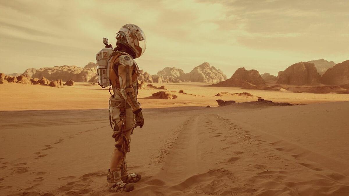 Planet Mars. (Foto: istimewa)