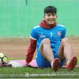 Striker muda Arema FC, Ahmad Nur Hardianto (official Arema FC)
