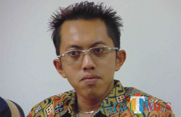 Anggota Komisi I DPRD Kab Blitar, Wasis Kunto Atmojo.(Foto : Aunur Rofiq/BlitarTIMES)