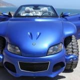 Penampakan mobil Youbian Puma. (Foto: Istimewa)