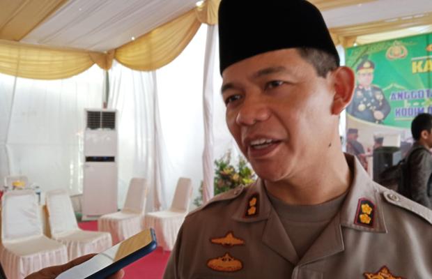 Kapoles Tulungagung, AKBP Tofik Sukendar (foto : Joko Pramono/JatimTIMES)