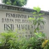 Bekas RSUD Mardi Waluyo rencana akan digunakan sebagai gedung universitas.(Foto : berhantu.com)