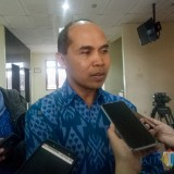 Kepala Humas UB Kotok Gurito. (Foto: Imarotul Izzah/MalangTIMES)