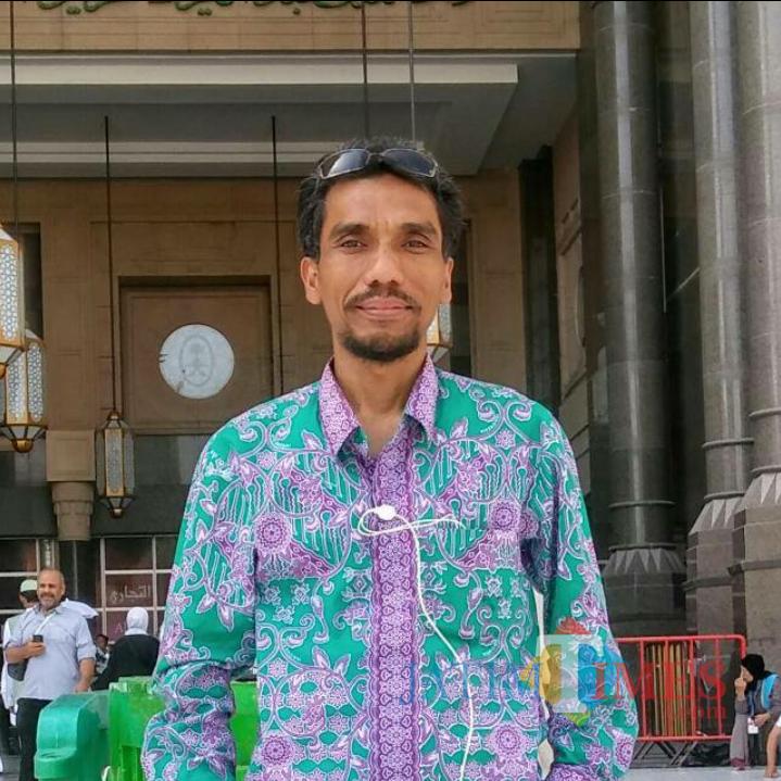 Ketua PCNU Surabaya Muhibbin Zuhri
