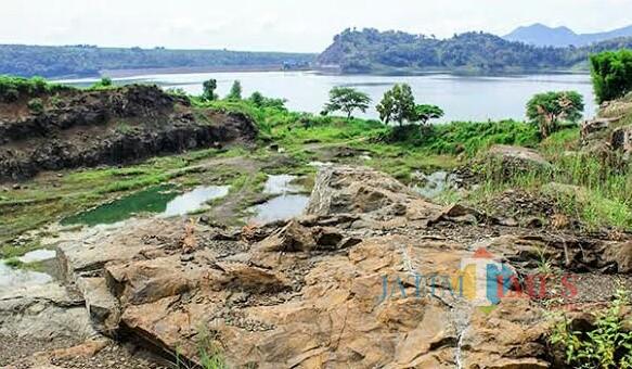 Salah satu tempat yang dikenal dengan nama Tumpak Bledek / Foto : Istimewa / Tulungagung TIMES